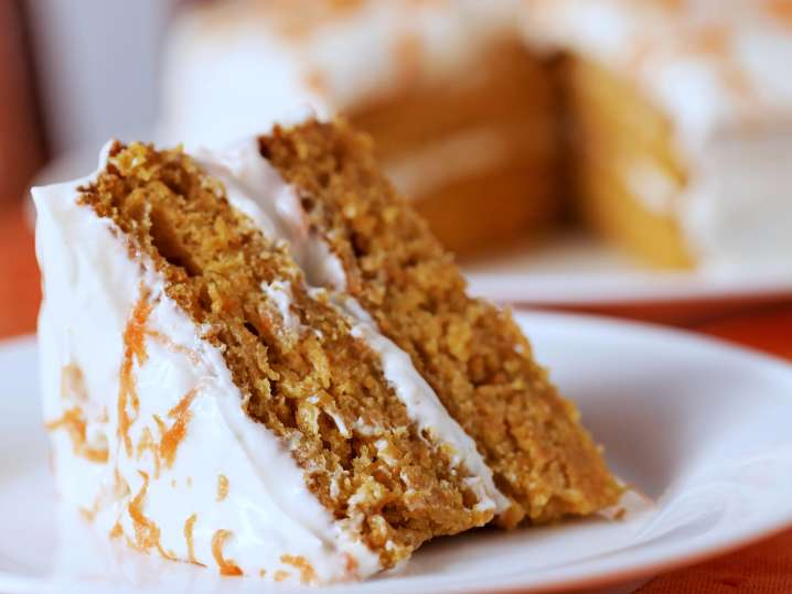 carrot cake | Classpop