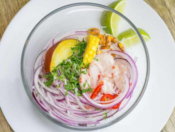 Peruvian Tapas Tasting