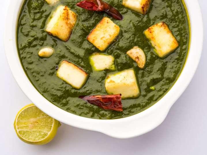 Traditional Vegetarian Indian Cuisine