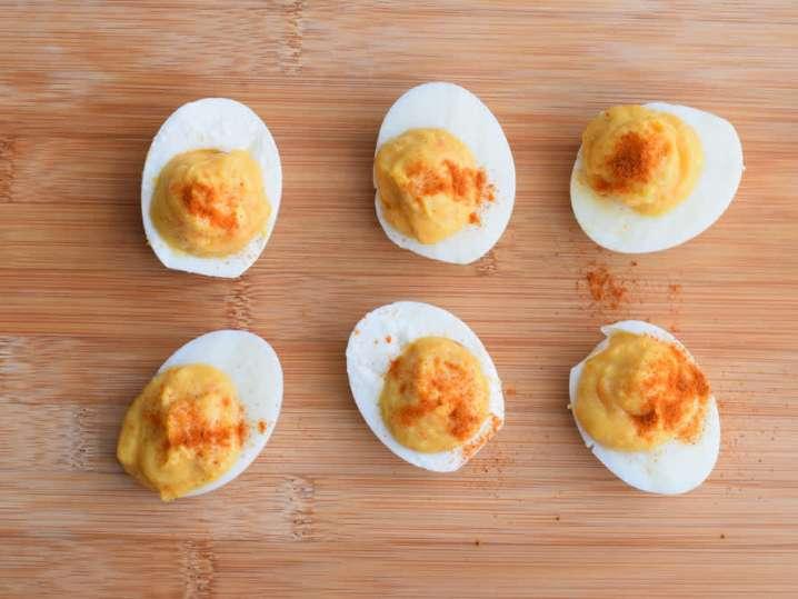 deviled eggs   Classpop