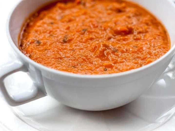 tomato basil soup | Classpop
