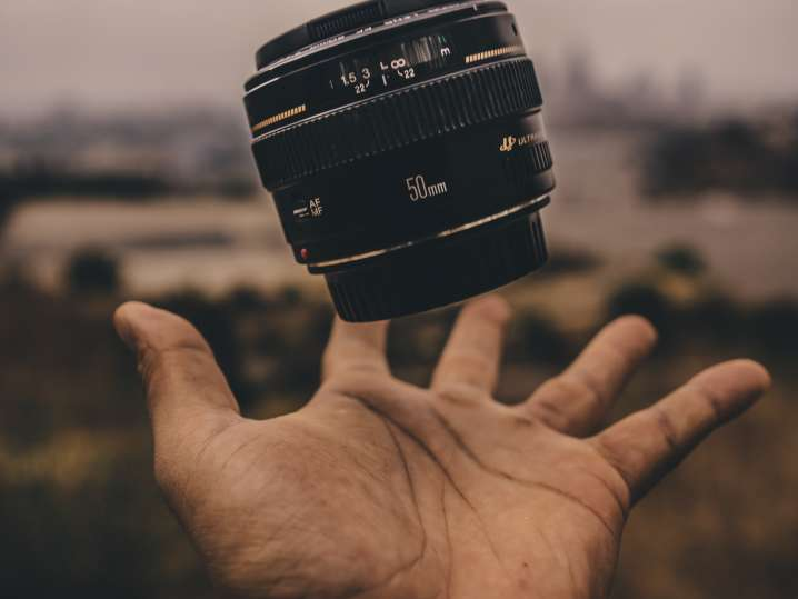 Controlling Your Digital Camera