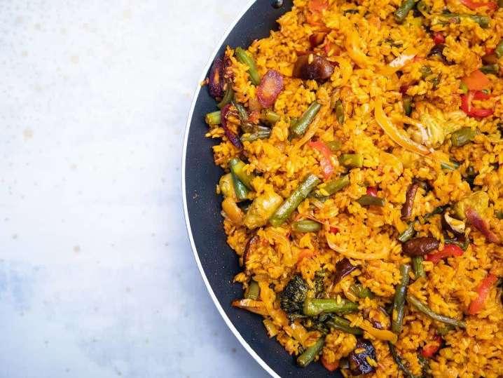Gourmet Mediterranean Fusion