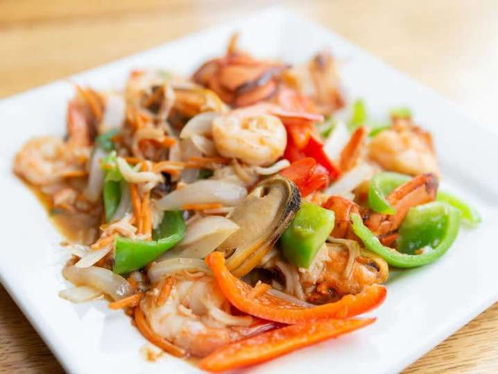 Introduction to Wok Cooking