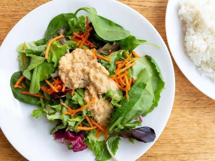 Japanese Green Salad | Classpop
