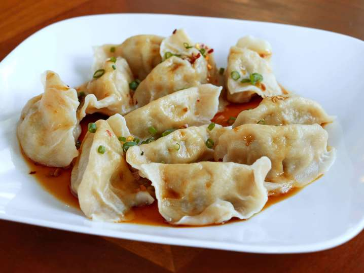 Steam Fried Dumplings | Classpop