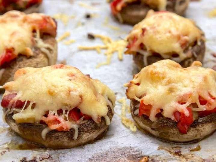 stuffed mushrooms | Classpop