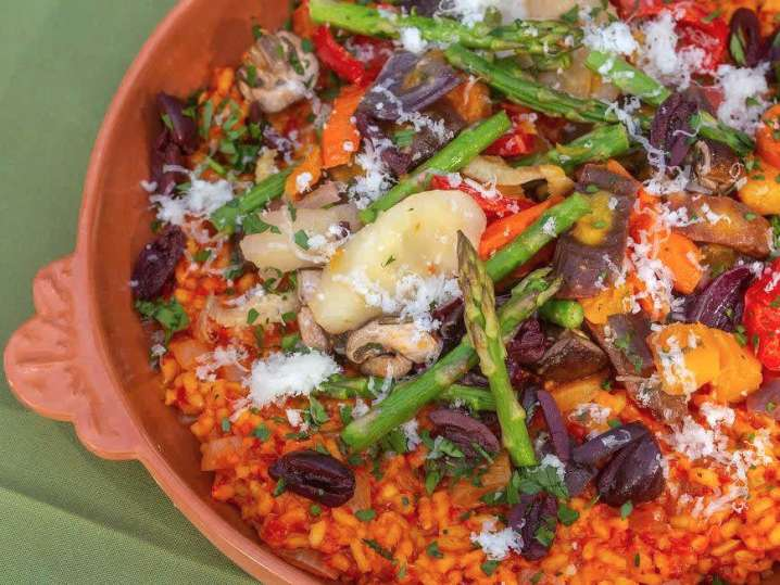 Gourmet Risotto and Paella