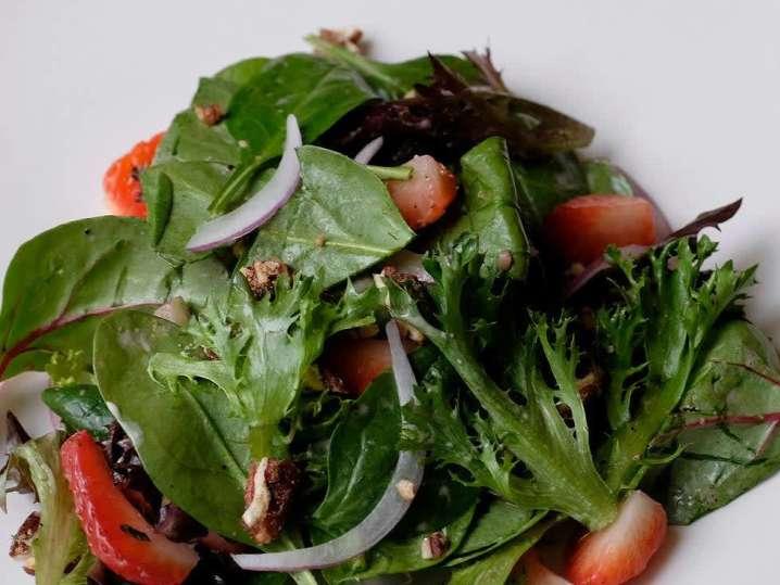 spring mix salad | Classpop