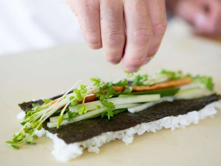 Making Sushi | Classpop