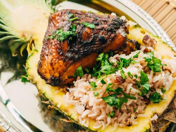 Classic Hawaiian Cuisine