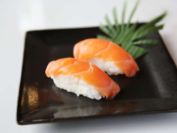 Salmon Nigiri | Classpop