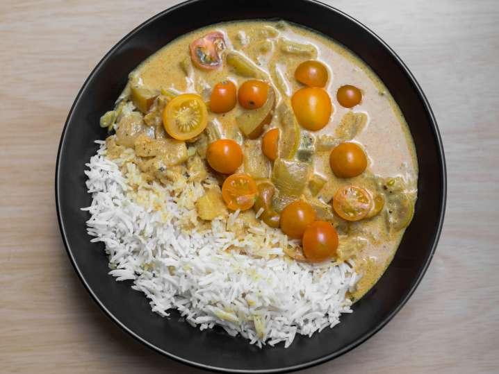 Vegan Indian Delights