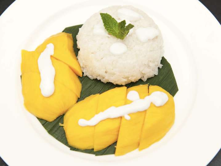 mango sticky rice | Classpop