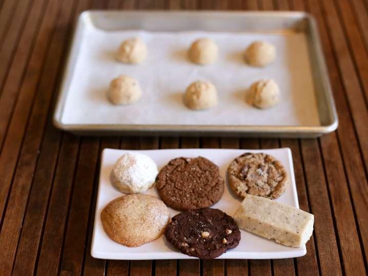 Cookies and dough | Classpop