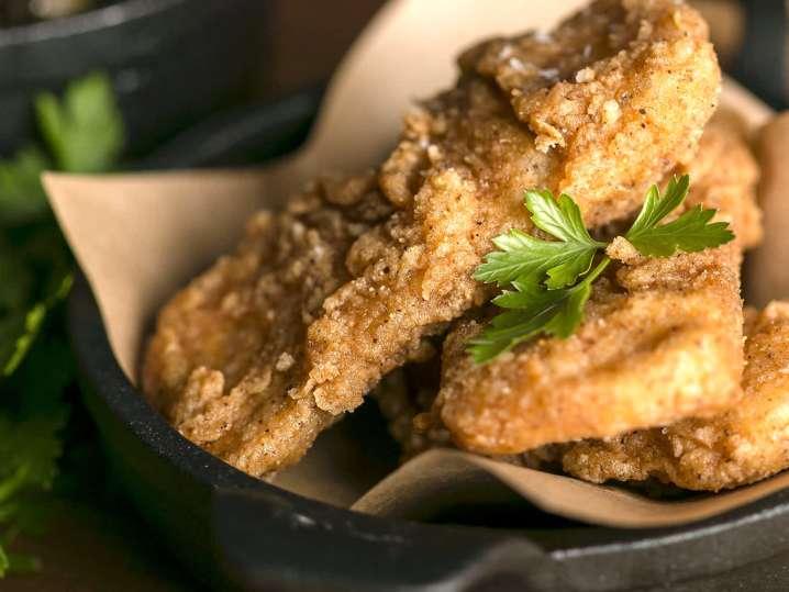 tofu fritters | Classpop