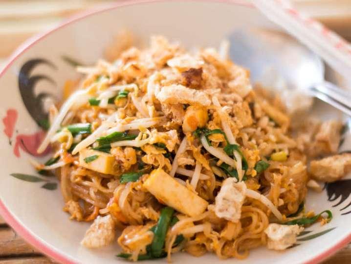 Thai Street Food Experience