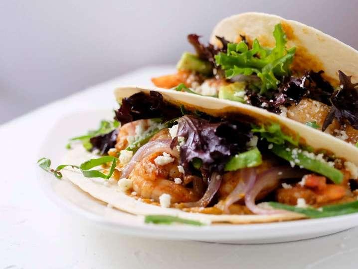 Gulf Shrimp Street Tacos | Classpop