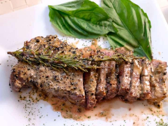 steak au poivre | Classpop