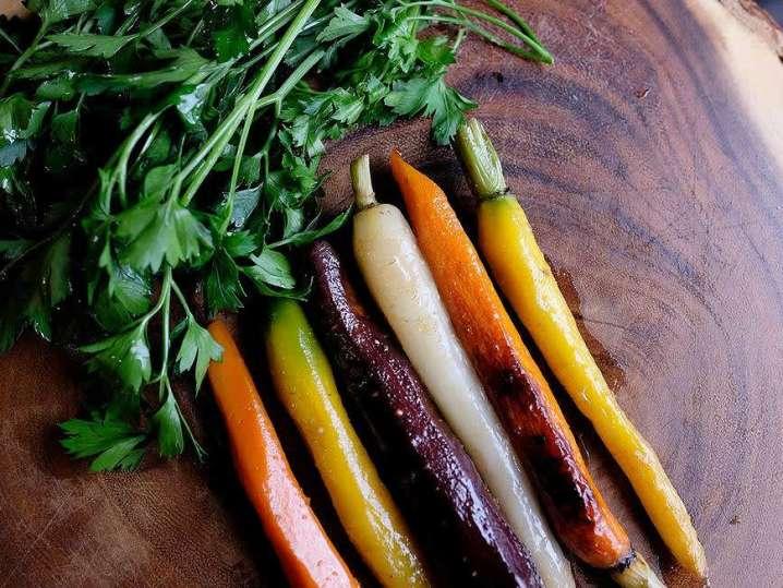 Rainbow Carrots | Classpop