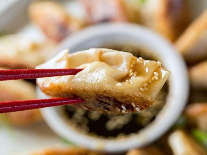 Shrimp Pot Stickers | Classpop