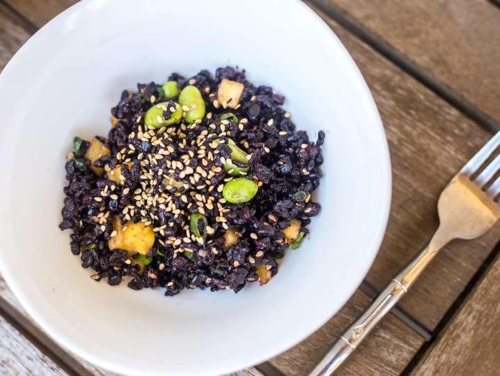 black fried rice | Classpop
