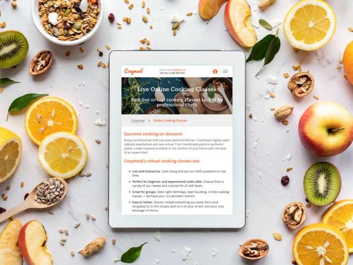 Online Cooking Class - Savory and Sweet Crêpe Brunch | Classpop