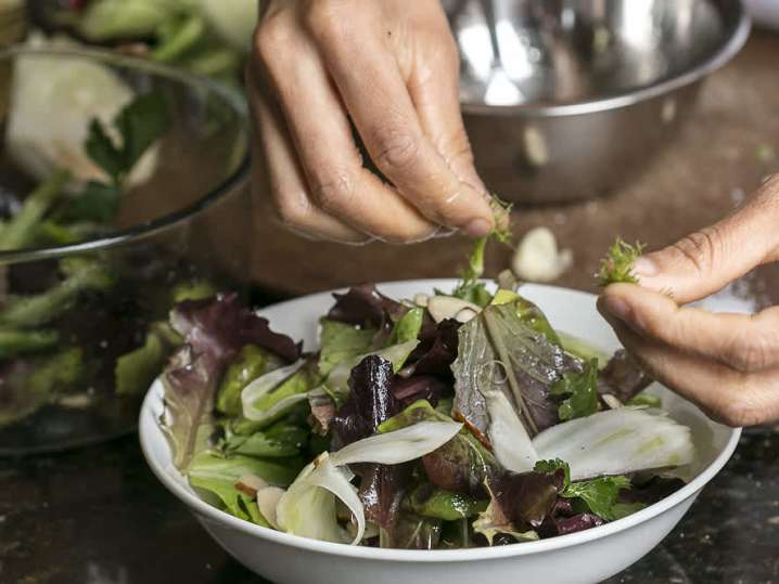 Fennel and Pear Salad | Classpop