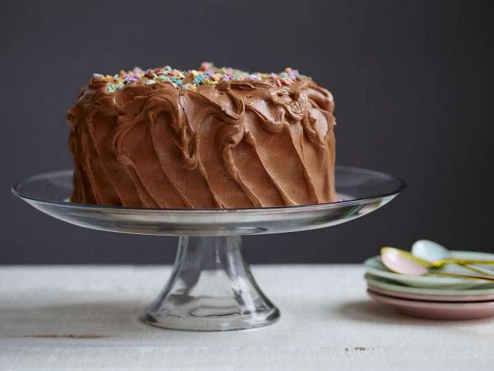 mocha sponge cake   Classpop