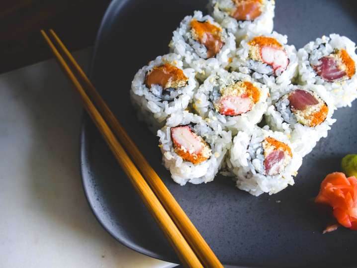 Sushi Inside and Out