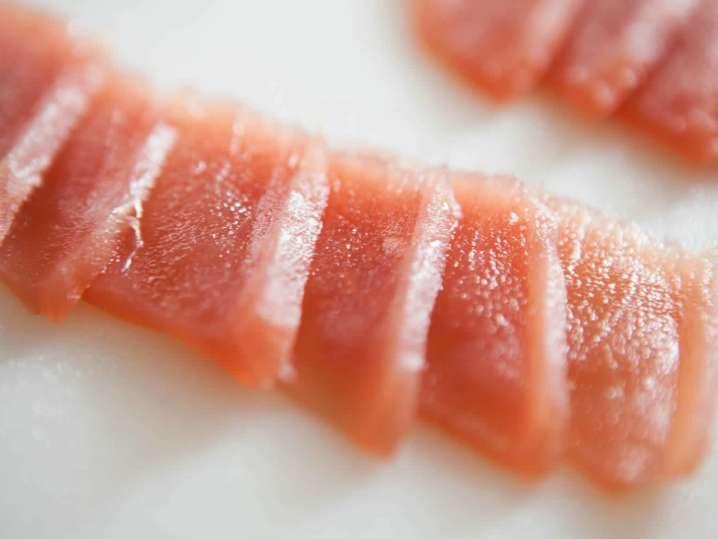 tuna sashimi | Classpop