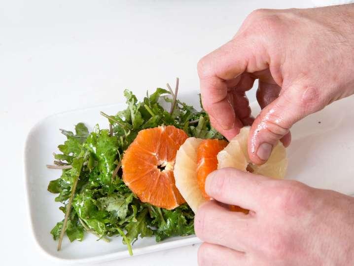 Holiday Citrus Salad | Classpop