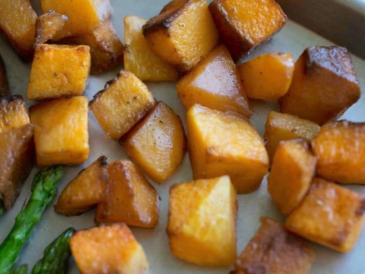 butternut squash roasted   Classpop