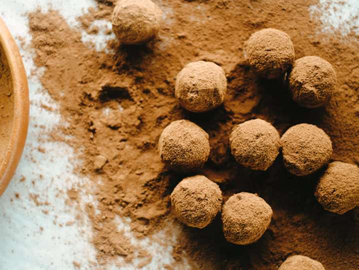 Milk Chocolate Truffles | Classpop