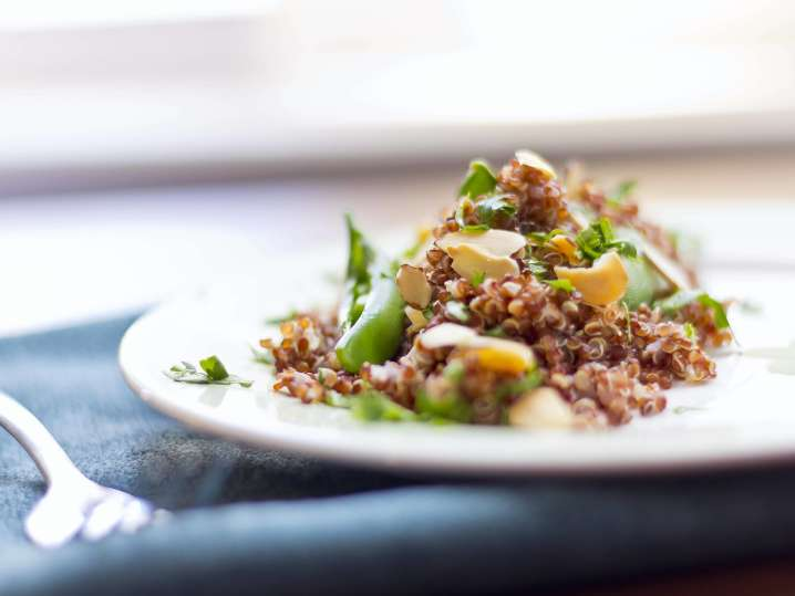 Quinoa Vegetable Chaufa | Classpop