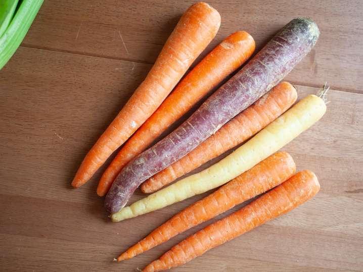 fresh carrots   Classpop