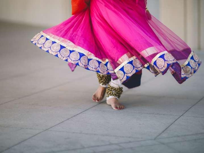 Intermediate Bollywood/Jazz Fusion Dance Course