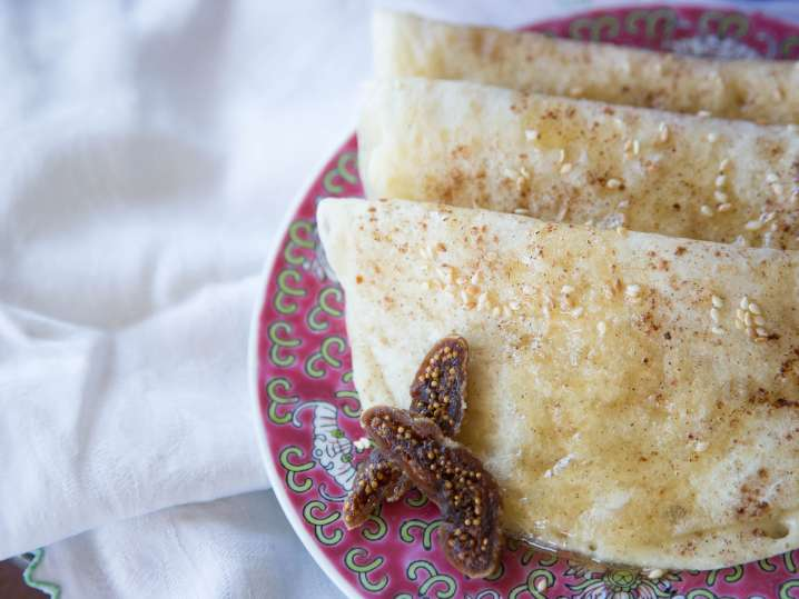 Moroccan Crepes   Classpop