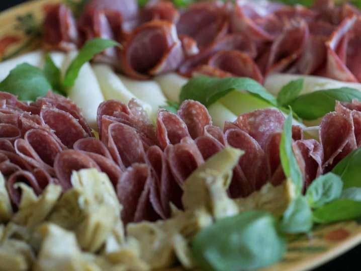 meat and cheese platter   Classpop