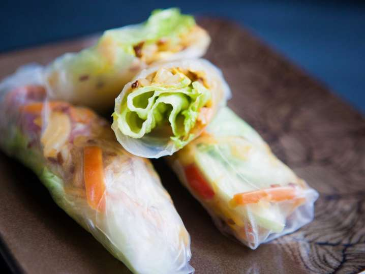 spring roll fresh | Classpop