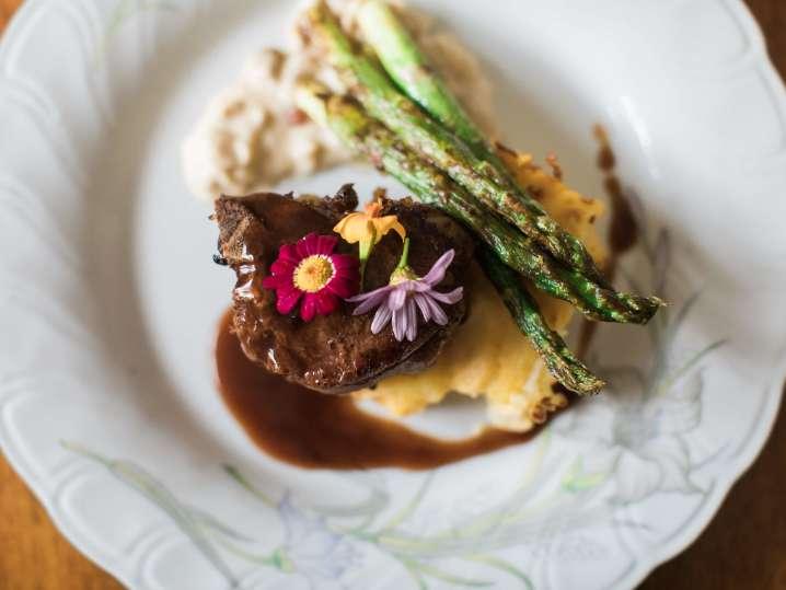 Elegant French Cuisine