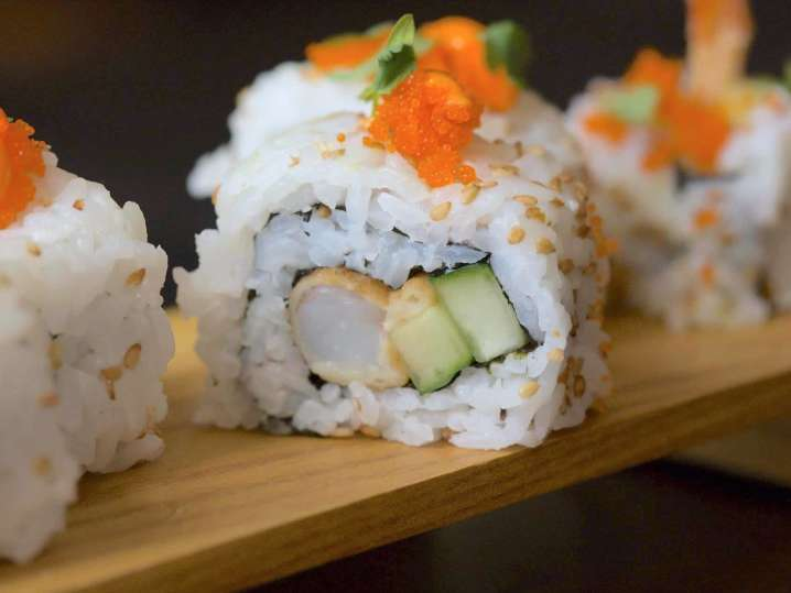shrimp tempura roll | Classpop