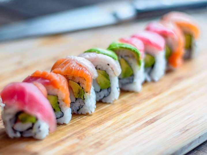 Beyond the Basics Sushi