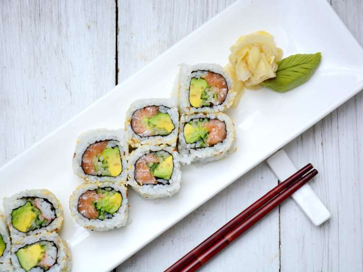 Intro to Sushi Rolling