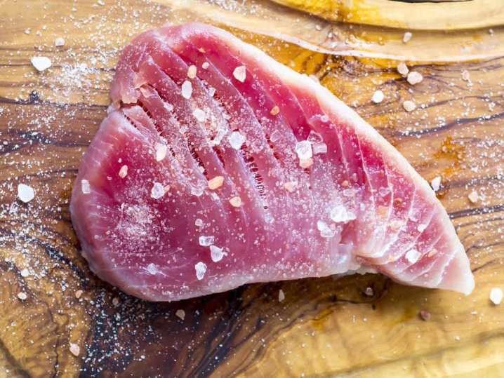 fresh tuna steak | Classpop