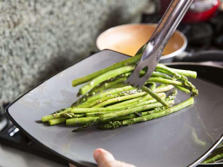 Seared Asparagus | Classpop