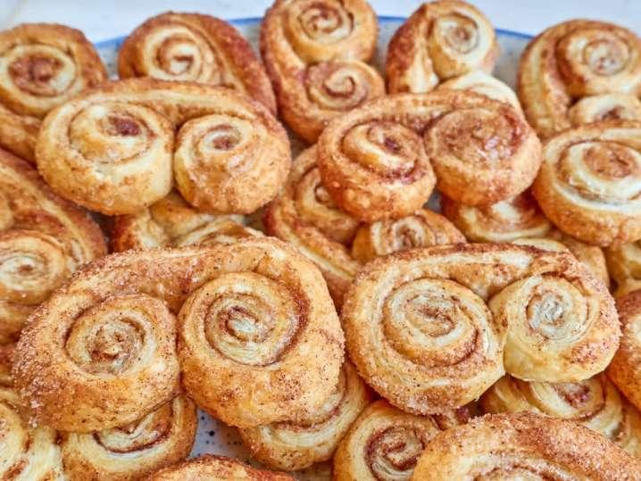 Palmier Cookies | Classpop