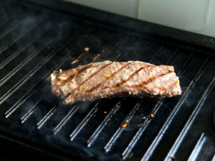 grilling skirt steak | Classpop