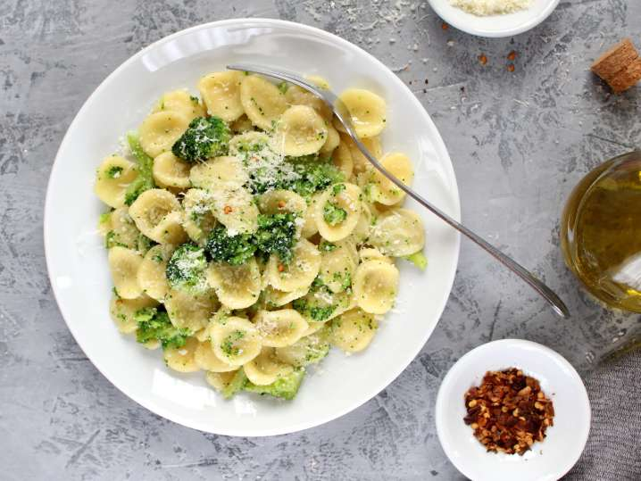 Italian Favorites Vegetarian-Style
