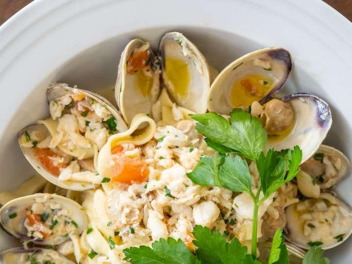 Elegant Italian Seafood